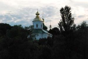 Vydubytskyi Monastery